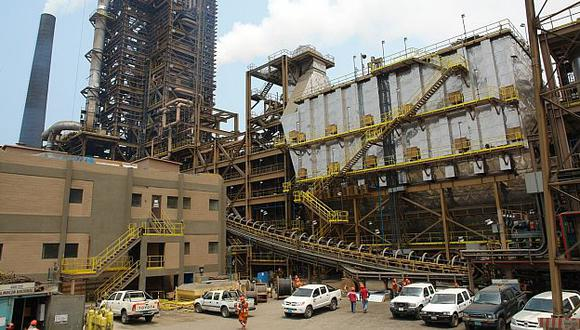 Southern Copper comunicó que evaluaba cerrar refinería. (Cortesía)