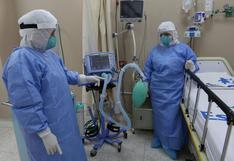 Lambayeque: amplían camas hospitalarias para pacientes COVID-19 en Centro de Atención Temporal