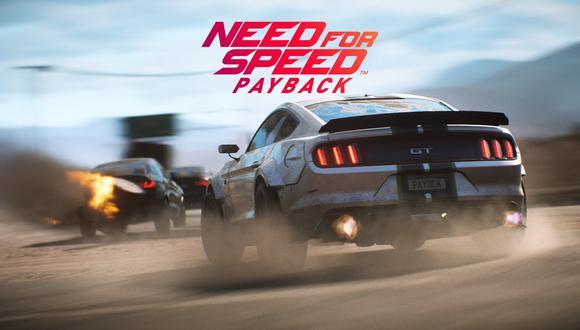 'Need for Speed: Payback', el clásico de carreras callejeras, ya salió a la venta. (Difusión)