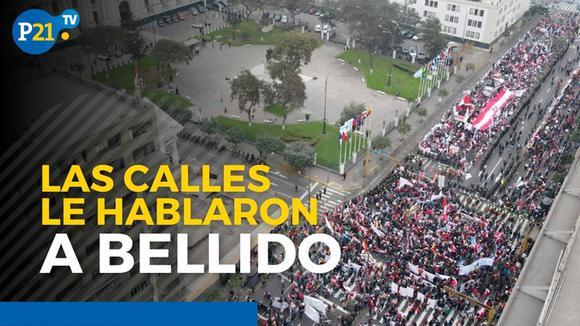 The streets spoke to Belido