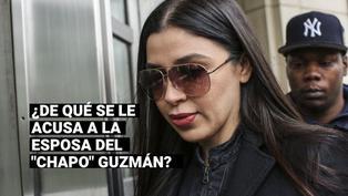 Emma Coronel: Estos son los cargos  que enfrenta la esposa de 'El Chapo' Guzmán en EE.UU.