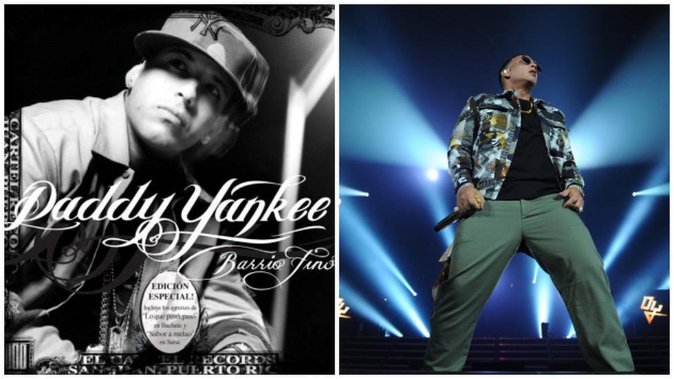 Daddy Yankee: A 15 años de 'Barrio Fino', el 'Big Boss' sigue vigente en el reggaeton (AFP)