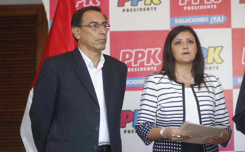 Arequipa: Yamila Osorio descartó integrar el gabinete de Martín Vizcarra. (MarioZapata/Perú21)