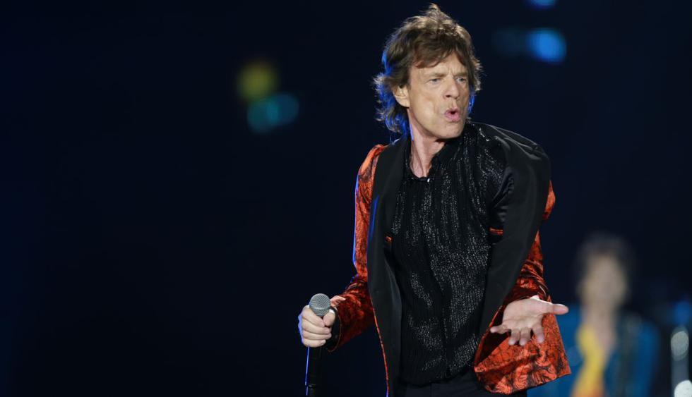Mick Jagger regresa a los escenarios junto a The Rolling Stones tras ser operado del corazón. (Foto: GEC)