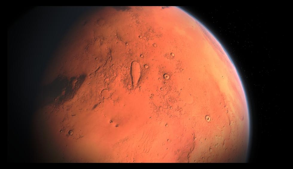 El viaje a la Luna en 2024 será un prueba para llegar a Marte en 2033. (Foto: Pixabay)