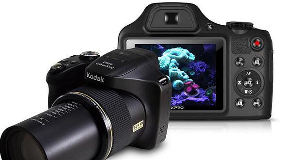 Capta imágenes de 19 Mp y graba video en Full HD (1080 p). (Difusión)