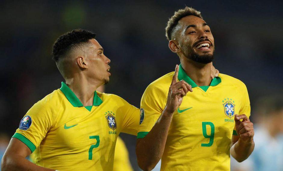 Brasil vs. Bolivia se miden en la cuarta jornada del Preolímpico Sub 23. (Foto: EFE)