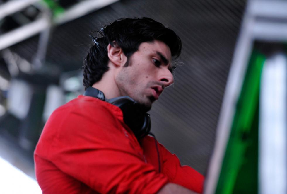 KSHMR, el DJ de raíces hindúes que creó la versión electrónica del 'Cóndor Pasa' y 'Contigo Perú' (AFP)