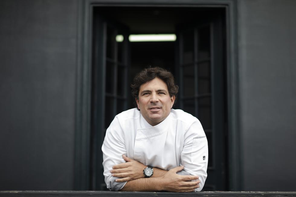 Carlos Testino: La cocina es un arte. (Renzo Salazar)