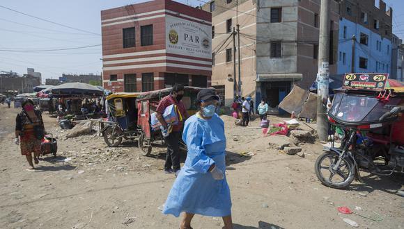 El libro de Juanjo Fernández también incluye fotografías que tomó durante sus recorridos por la capital a inicios de la pandemia. (Foto: Juanjo Fernández/Cortesía)