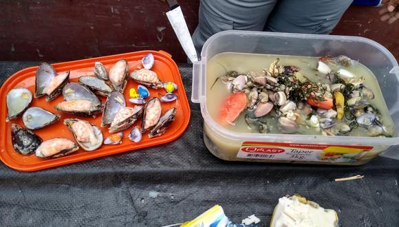 Trujillo: dos personas intentaron pasar droga a penal en sudado de pescado