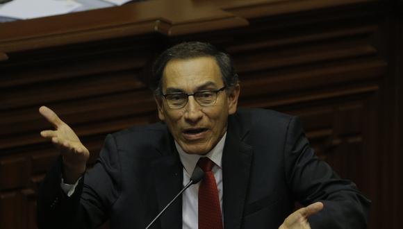 Martín Vizcarra ha sido citado para declarar sobre la aplicación de vacunas por COVID-19 a la que accedió (GEC).