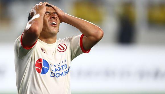Universitario jugaría un partido ante el César Vallejo para ver cuál de los dos desciende. (USI