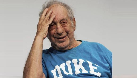 Robert Frank, el gigante de la fotografía, falleció a los 94 años. (Foto: EFE)