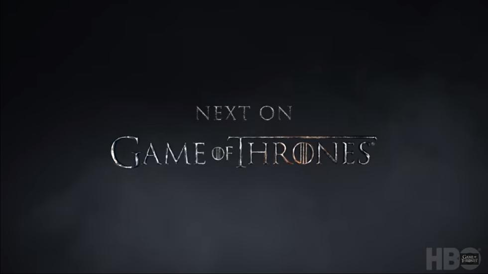 """""""Game of Thrones"""": mira el tráiler del segundo capítulo de la temporada final. (Fotos: Captura de pantalla)"""