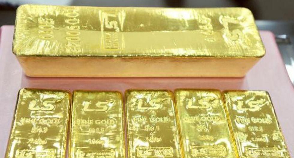 El oro abrió estable el lunes. (Foto: USI)