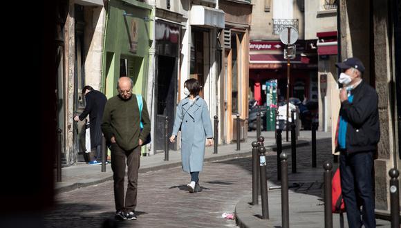 La pandemia también dejó a este barrio prácticamente sin turistas. (Foto: AFP)