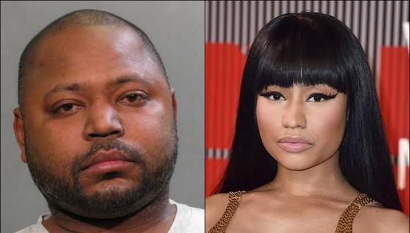 Nicki Minaj y su hermano mayor Jelani Maraj, sentenciado a cadena perpertua por violación sexual (Foto: Instagram)