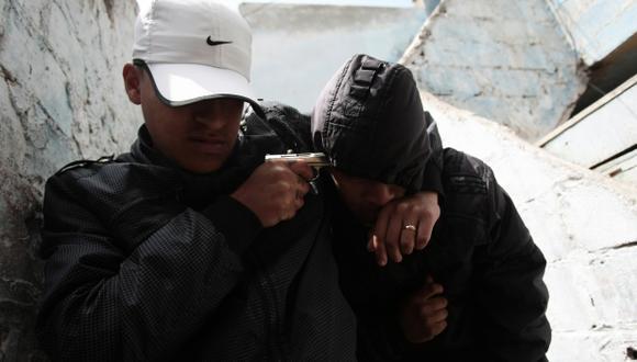 ¿Pueden reintegrarse? 'Gringasho', quien fue el sicario más joven del Perú, saldría a las calles en poco tiempo porque solo es infractor.  (Rafael Cornejo)