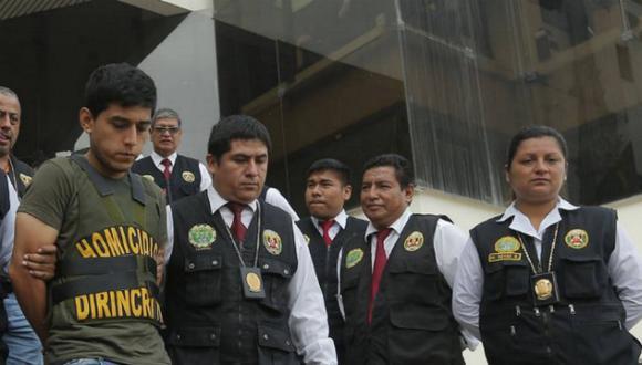 Wilfredo Zamora buscó en Internet información sobre descuartizamientos.