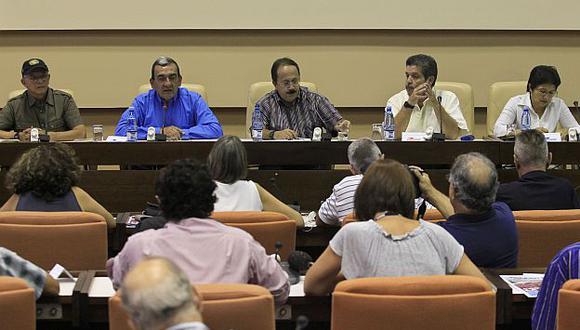 Anunciaron delegados para el diálogo de paz. (Reuters)