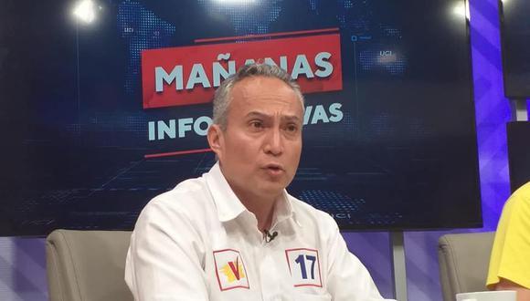 Carlos Repetto es una voz autorizada dentro del etnocacerismo.