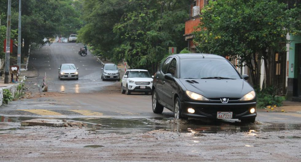 Se ha pensado en la idea de que el presidente del país, Mario Abdo Benítez, declare una emergencia nacional que implique más recursos para afrontar los daños causados por las lluvias.(Foto: AP)