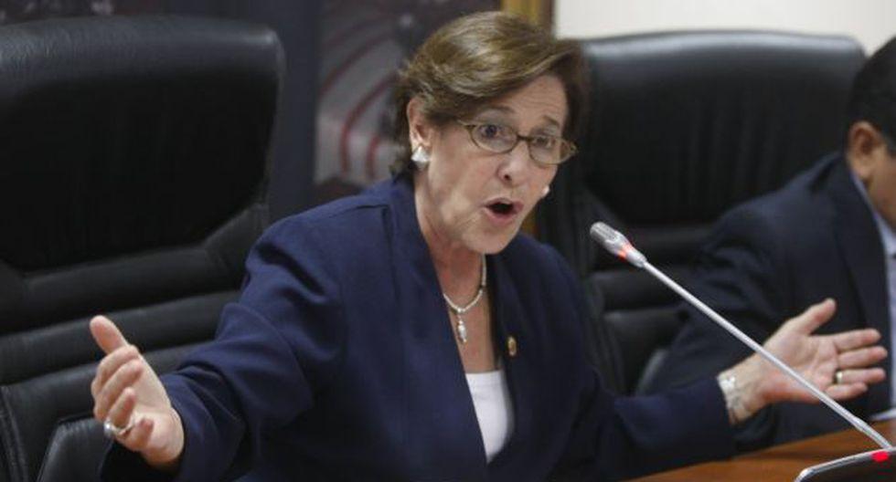 Jurado Nacional de Elecciones desafiliará a Susana Villarán del Partido Nacionalista. (Perú21)