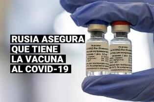 Rusia registra la primera vacuna contra el Covid-19: ¿es realmente eficaz?