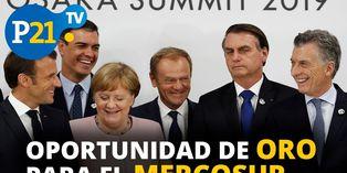 Oportunidad de oro para el Mercosur