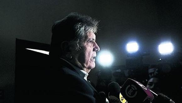 Alan García se suicidó cuando iba a ser detenido por el caso Odebrecht el 17 de abril de 2019. (Foto: GEC)
