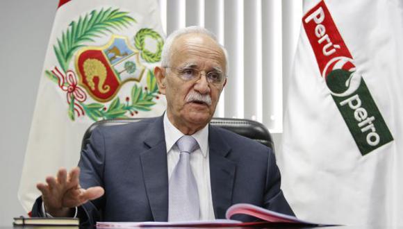 Luis Orrtigas, presidente de Perupetro, negó presiones de Eleodoro Mayorga para favorecer a Interoil. (Perú21)
