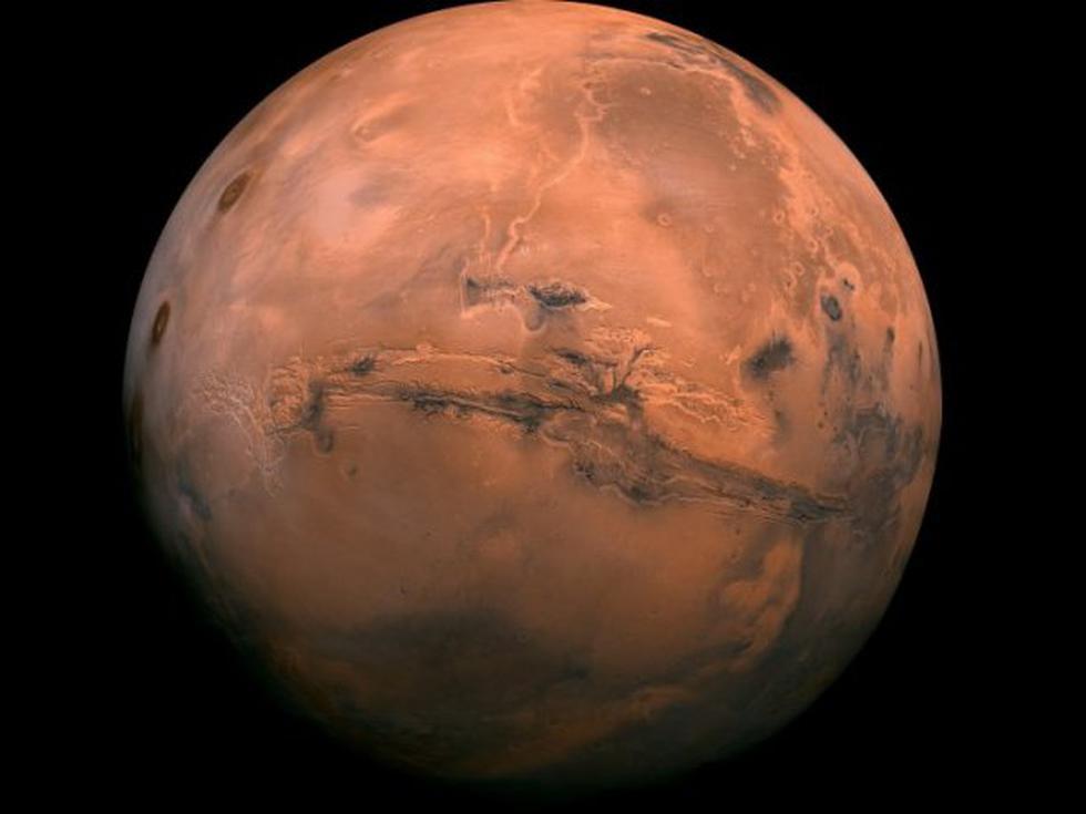 La investigación divulgada en la revista Science pone sobre el tapete viejas expectativas sobre encontrar vida en Marte, pero hay que tomar la información cuidadosamente. (Foto: EFE)