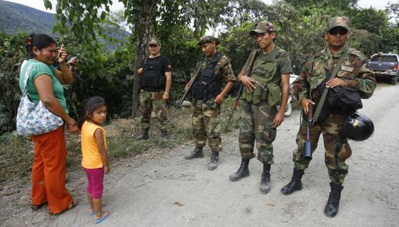 ¿CONFUSIÓN? El Ministerio Público sigue investigando el incidente en la carretera de Kepashiato. (Perú21)