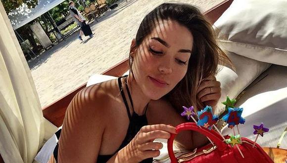 Frida Sofía es la hija de la cantante Alejandra Guzmán y el empresario Pablo Moctezuma. (Foto: Instagram @ifridag)