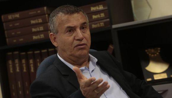 Daniel Urresti dijo que PPC firmó una alianza con la mafia. (Perú21)