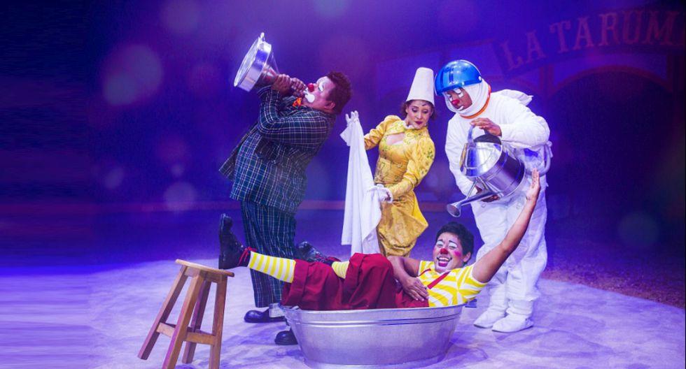 Regresar a nuestros sueños: La Tarumba presenta su espectáculo 'Volver'