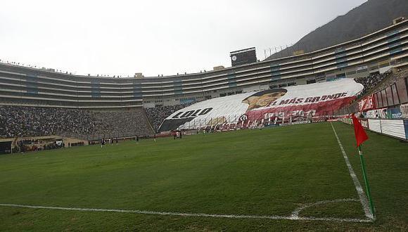 Sunat subastará 73 palcos suites del estadio Monumental de Universitario. (USI)