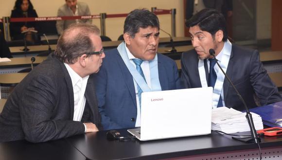 La Primera Sala Penal de Apelaciones decidirá sobre la incautación de 65 vehículos de la empresa de José Antonio Nava. (Foto: Difusión)
