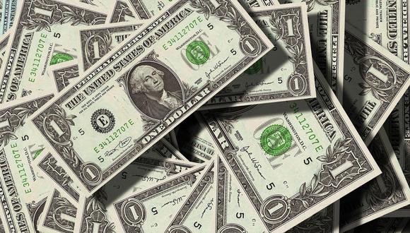 Dólar. (Foto: Pixabay)