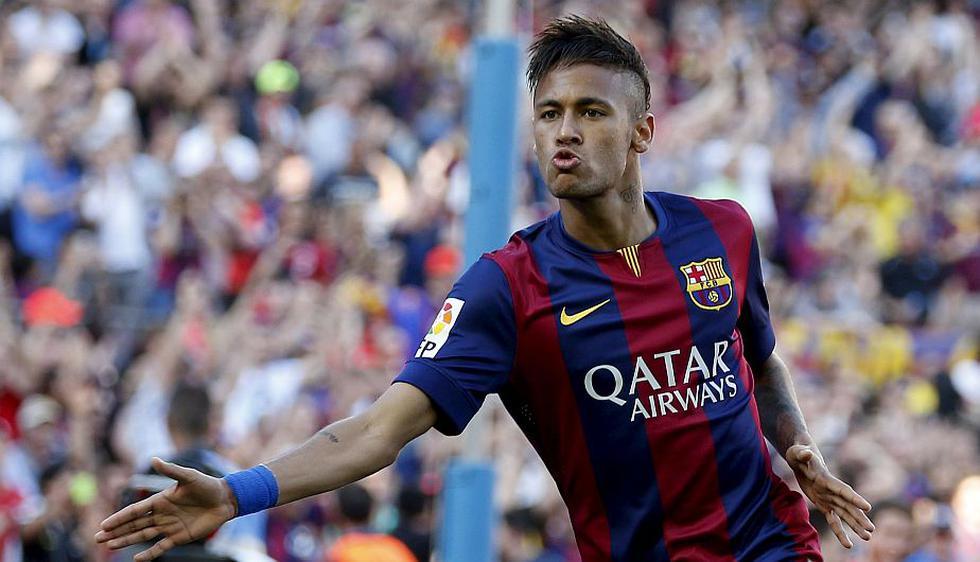 Barcelona vs. Real Sociedad: Neymar anotó en el minuto 50. (Reuters)