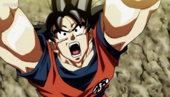 Gokú puede realizar muchas técnicas independientemente de su raza saiyajin (Foto: Toei Animation)