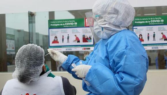 También se distribuyeron kits de mascarillas, como parte de las actividades de la Diris Lima Norte. Foto: Diris Lima Norte