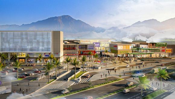 El centro comercial ofrece un mix de marcas que incluye tiendas por departamento como Ripley, Oechsle, Saga Falabella, Plaza Vea, Tottus y H&M.