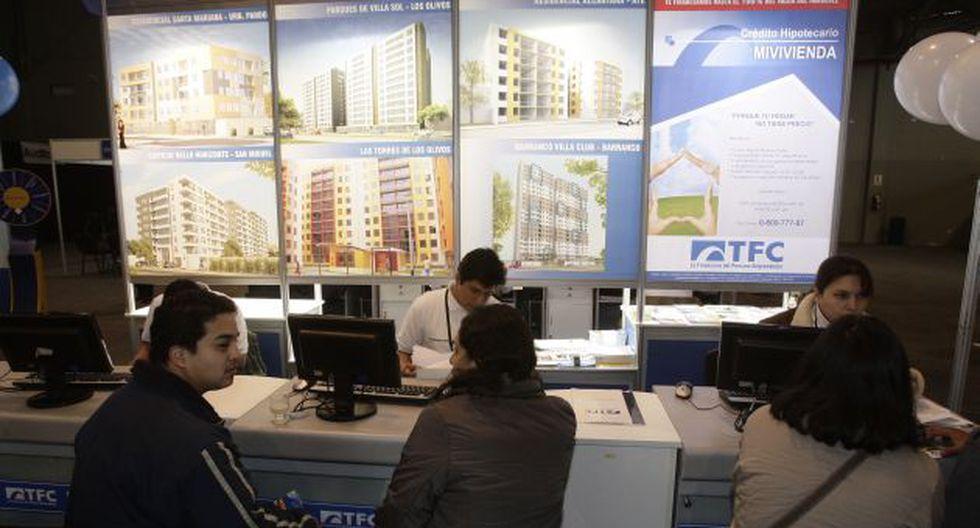 MAYOR DEMANDA. Se empieza a recuperar el sector inmobiliario. (Martín Pauca)