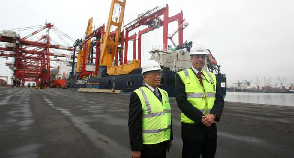 Inversión. El Gobierno es consciente de que los puertos requieren inversión privada, sostuvo Chang. (Nancy Dueñas)