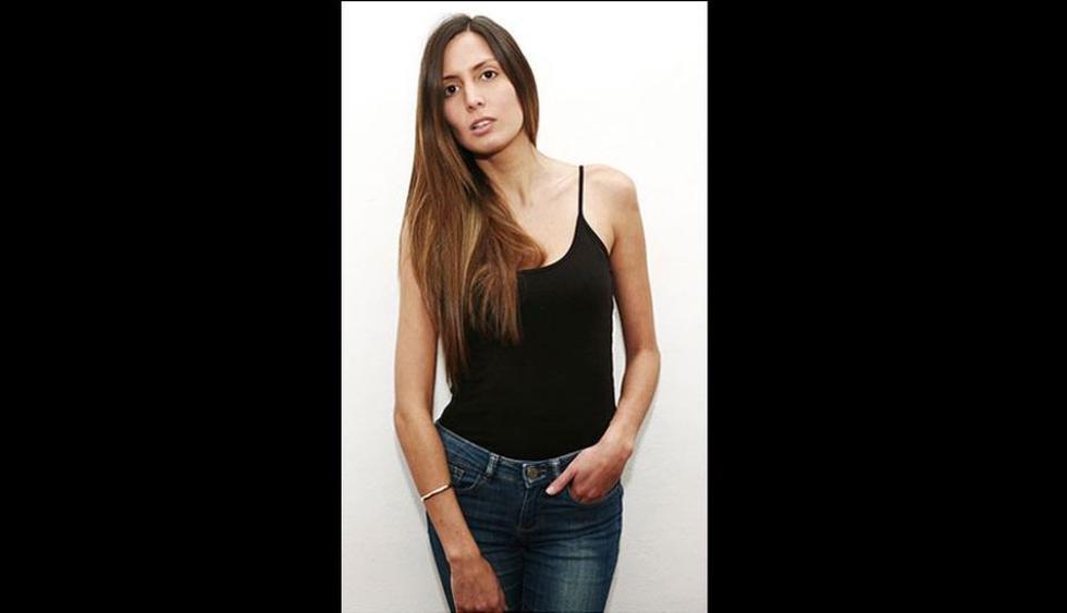 Gianna Natal, de Lima. 22 años. 1.71 m. (Peru's Next Top Model)