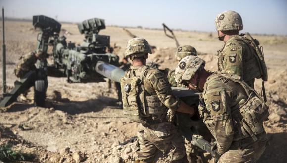 """La medida tiene como objetivo """"garantizar la seguridad y bienestar de nuestro militares"""", dijo el jefe del Pentágono de Estados Unidos. (Foto: AP)"""