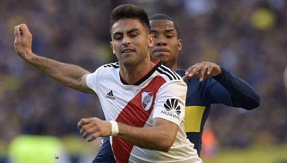 AFA adelantó que jugadores de River Plate y Boca Juniors, este último en caso clasifique a la final de Copa Libertadores, no serán convocados a la Selección Argentina. (Foto: AFP)