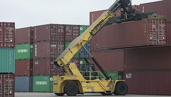 Las exportaciones peruanas alcanzaron US$3,085 millones en junio.  (USI)